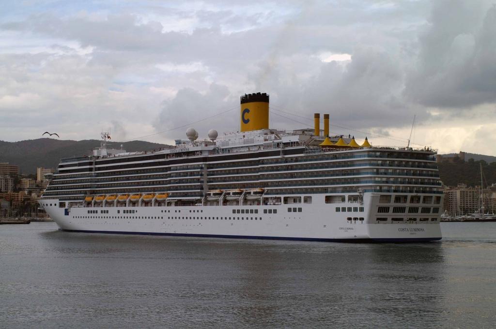 Costa Luminosa Cruise Ship Fitbudha Com